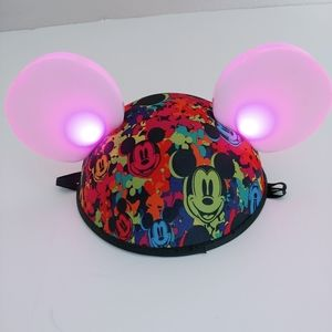 Disney Mickey Mouse Multicolor Light Up Ears